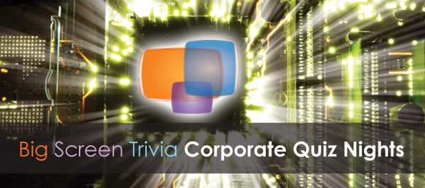 Big Screen Trivia Corporate Quiz Nights